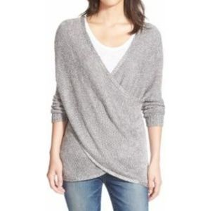 RD Style Wrap Sweater